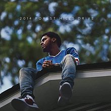 2014 Forest Hills Drive album cover.